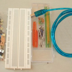 KIT Workshop – Nivel Básico SIN placa Arduino