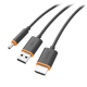 3-in-1 HDMI-USB cable for HTC Vive