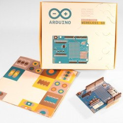 Arduino Wireless SD Shield-RETAIL