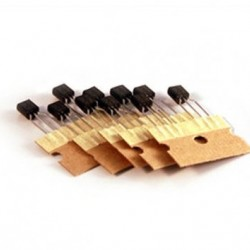 10xBC547 transistor