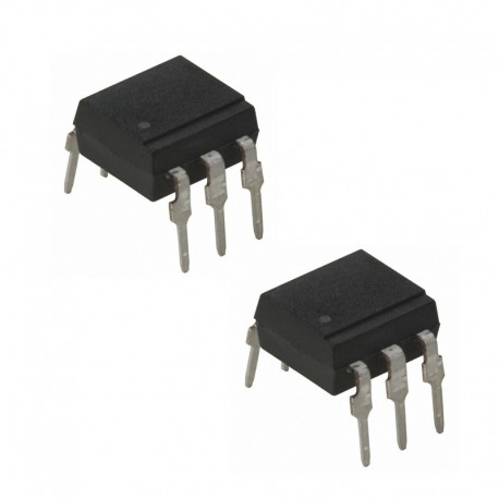 2 4N35 Optocoupler