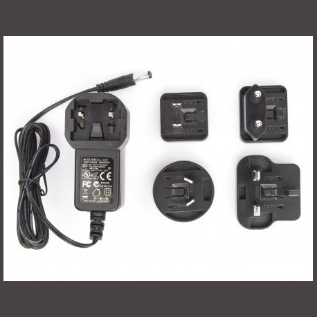 Power Supply 9V - MULTI PLUGS