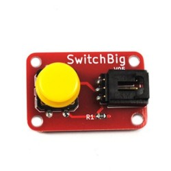 Big Button Switch -Arduino Compatible