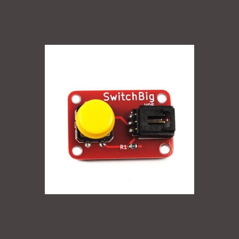 Big button switch arduino compatible corzotech