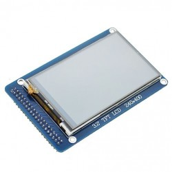 "TFT 3.2"" 400*240 With SD Touch Module"