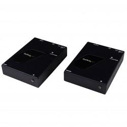 HDMI Over Fiber Extender with IR Control – SC Fiber - 2600ft (800m) - 1920x1200/1080p