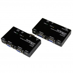 VGA Video Extender over Cat 5 with Audio