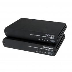 USB DVI over Cat 5e / Cat 6 KVM Console Extender w/ 1920x1200 Uncompressed Video - 330ft (100m)