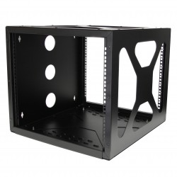 8U Sideways Wall-Mount Rack for Servers