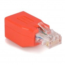 Gigabit Cat 6 Crossover Ethernet Adapter