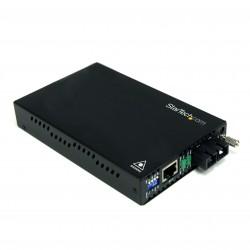 10/100 Mbps Multi Mode Fiber Media Converter SC 2 km