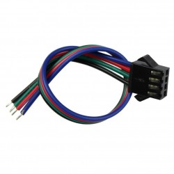 Wire 20AWG 4pin JST SM