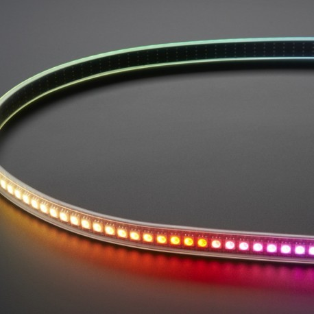 RGB digital led strip APA102 30 leds meter 36w