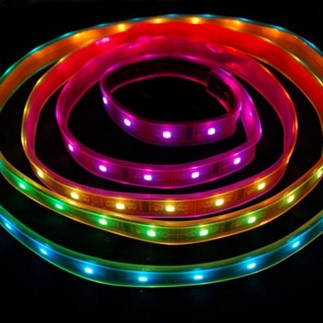 Digital RGB LED Weatherproof Strip