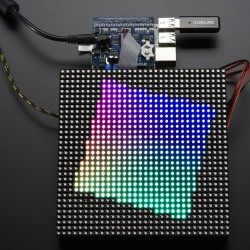 Adafruit RGB Matrix HAT + RTC for Raspberry Pi