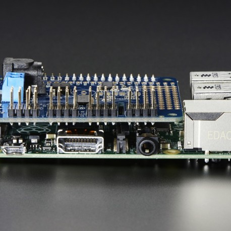16-Channel PWM / Servo HAT for Raspberry Pi
