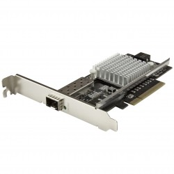 1-Port 10G Open SFP+ Network Card - PCIe - Intel Chip - MM/SM