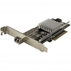 1-Port 10G SFP+ Fiber Optic Network Card - PCIe - Intel Chip - MM