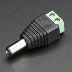 Male DC Power adapter