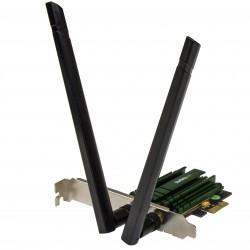 PCI Express AC1200 Dual Band Wireless-AC Network Adapter - PCIe 802.11ac WiFi Card