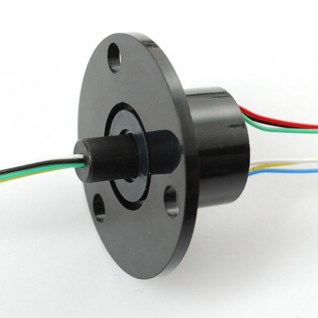 Slip Ring with Flange