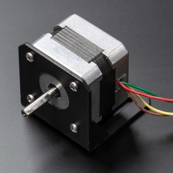 Stepper Motor Mount with Hardware