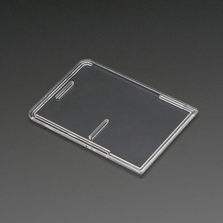 Raspberry Pi Model B+ / Pi 2 Case Lid - Clear