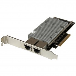 2-Port PCI Express 10GBase-T Ethernet Network Card - with Intel X540 Chip