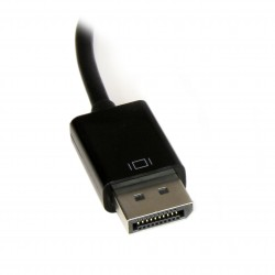 DisplayPort 1.2 to VGA Adapter Converter – DP to VGA – 1920x1200