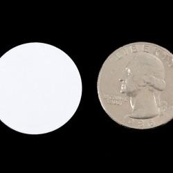 13.56MHz RFID/NFC White Tag - 1KB