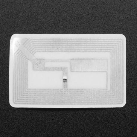 13.56MHz RFID/NFC Sticker - 1KB