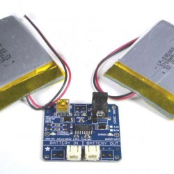 Kit lithium Polymer Batteries