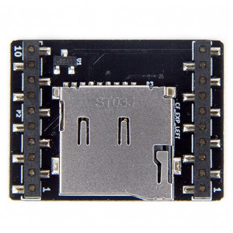 Crazyflie Micro SD Card Deck