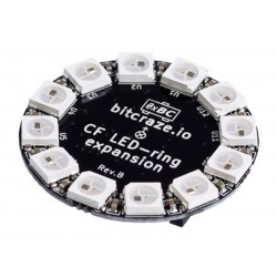 Crazyflie 2.0 - LED-ring Expansion Board