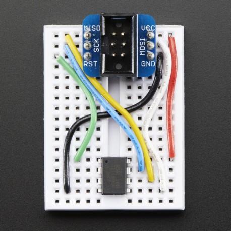 Adafruit 6-pin AVR ISP Breadboard Adapter