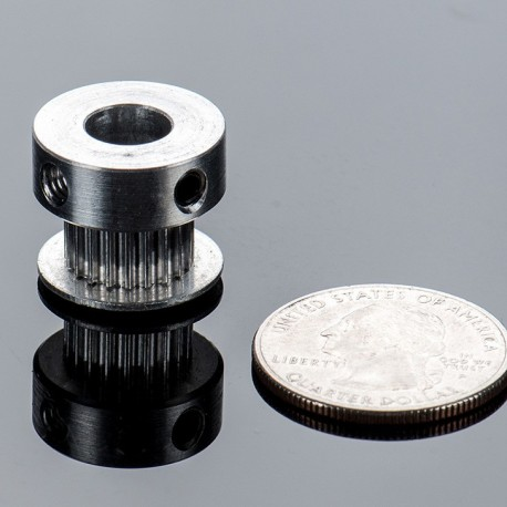 Aluminum GT2 Timing Pulley
