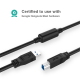 FireNEX™-uLINK USB 3.0 SuperSpeed Active Cable, A to B
