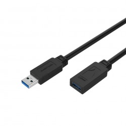 USB 3.0 (3.1 GEN 1) Active Extension Cable A/M to A/F 10m