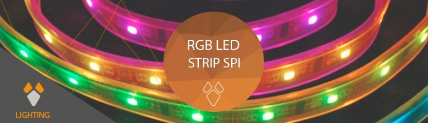 RBG Led strip SPI