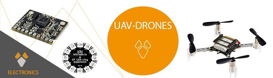 UAV-Drones