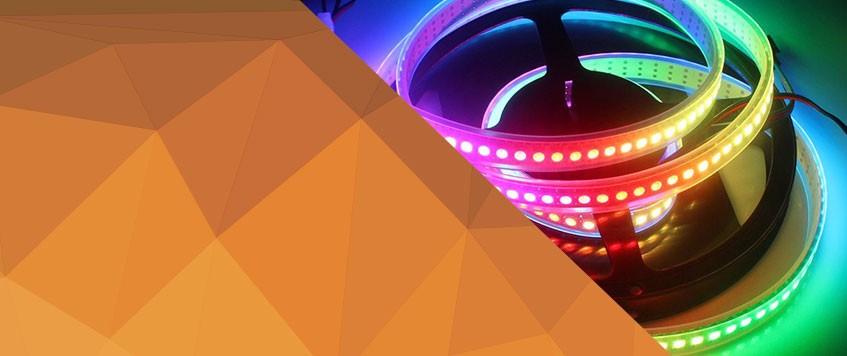 RGB Led strip SPI